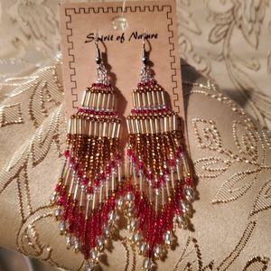 New ..Indian type earrings